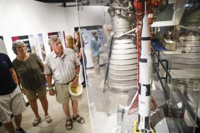 Nation marks 50 years after 'giant leap' on moon