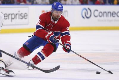 Gallagher scores, Canadiens beat slumping Sabres