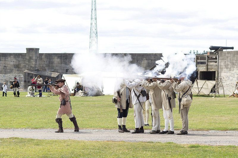 A bit of Niagara Frontier history at Old Fort Niagara this weekend