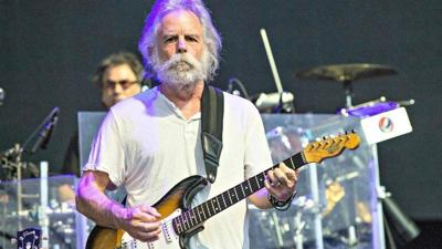 JENNINGS: Bob Weir back in Buffalo with latest project