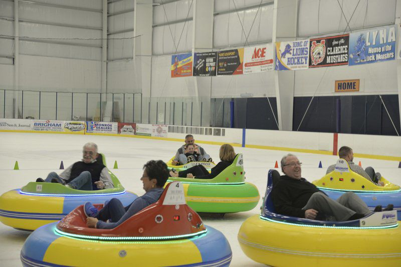 Cornerstone Arena Adds Ice Bumper Cars To Its Play Array Local