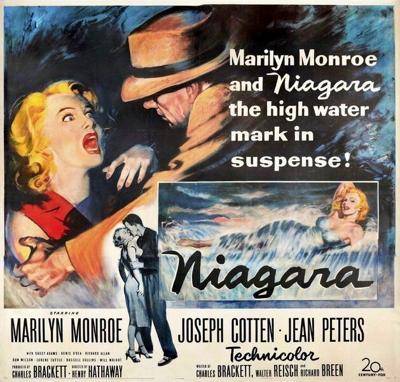 'Niagara' roars into view at The Screening Room