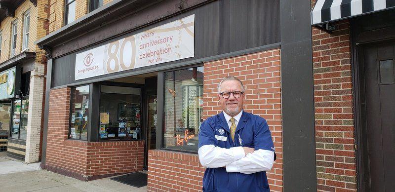 bda2578600f George Optical on Pine Avenue is celebrating 80 years