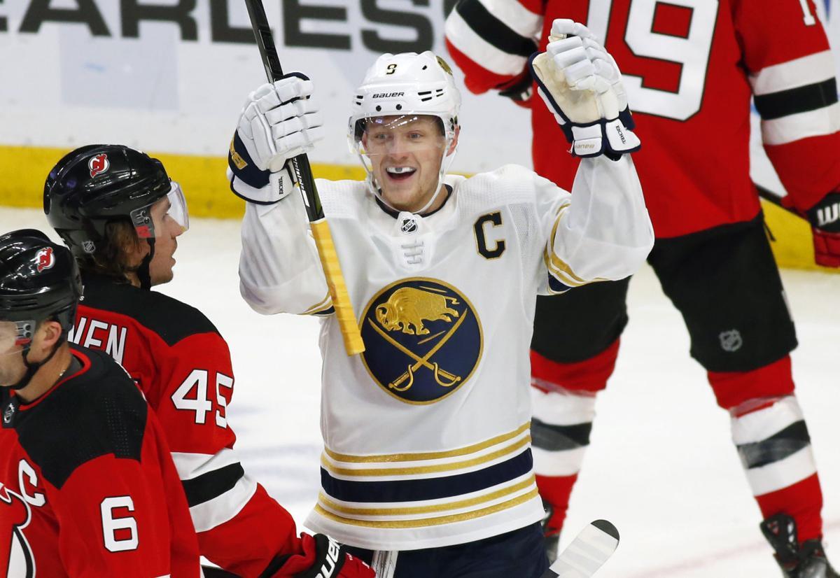 Devils Sabres Hockey