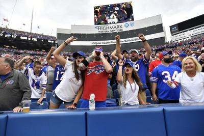 Bills, Sabres to require proof of vaccination from fans