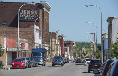 Main Street land buyer plans public forums in the Falls