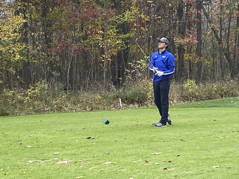 Akron wins N-O League golf tournament