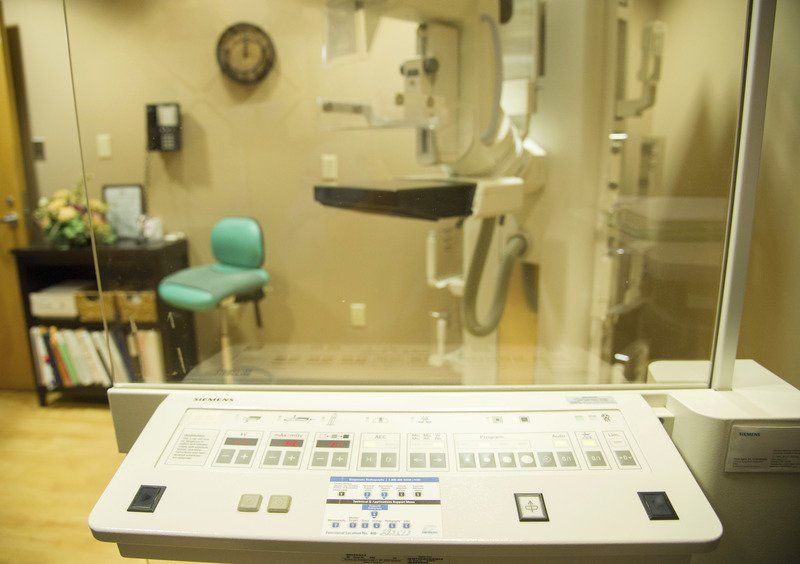 Mammograms a key line of defense against breast cancer