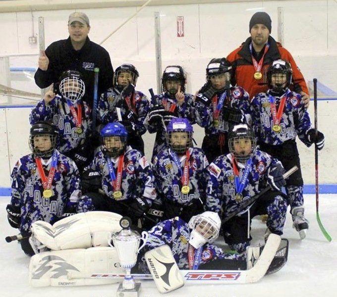 Njpe Team Wins Pittsburgh Hockey Tournament In Ot Sports Niagara