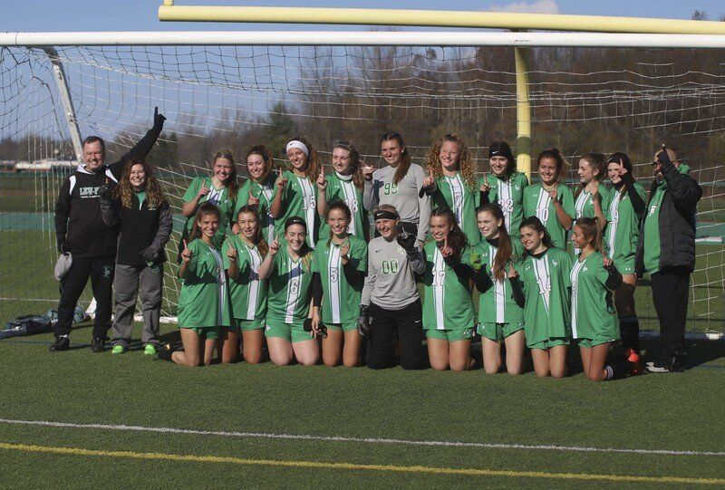 Lady Lancers cap season with A-2 title