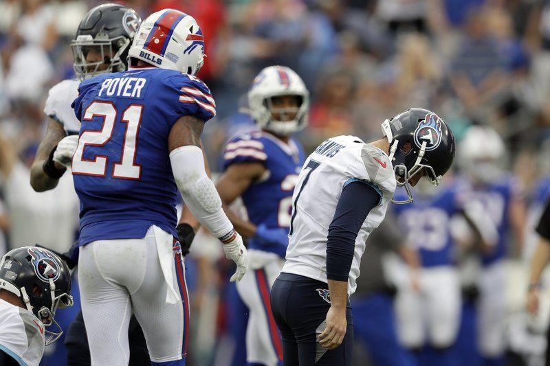 Allen throws 2 TDs, Bills' D dominant in another win