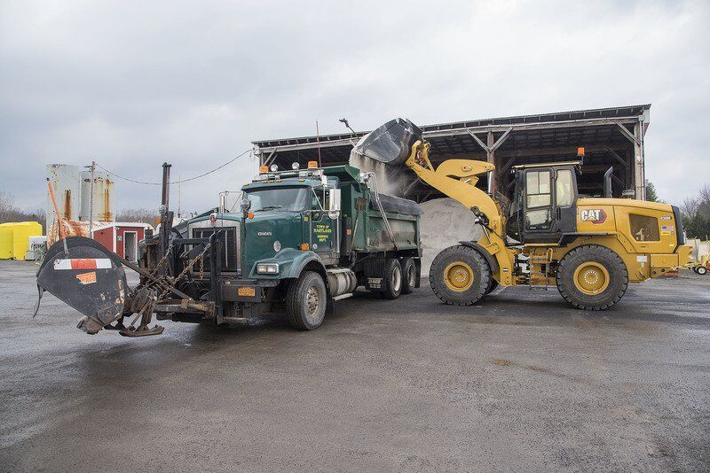 Highway crews prep for COVID-19