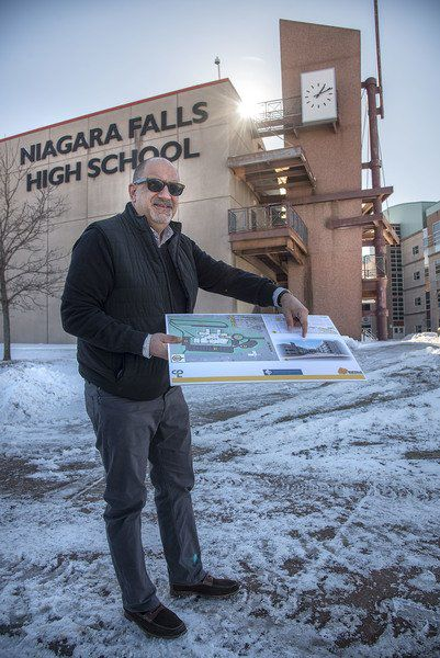 A summer off for Niagara Falls High School