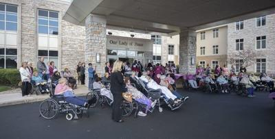 New York moves to allow more nursing home residents to have visitors