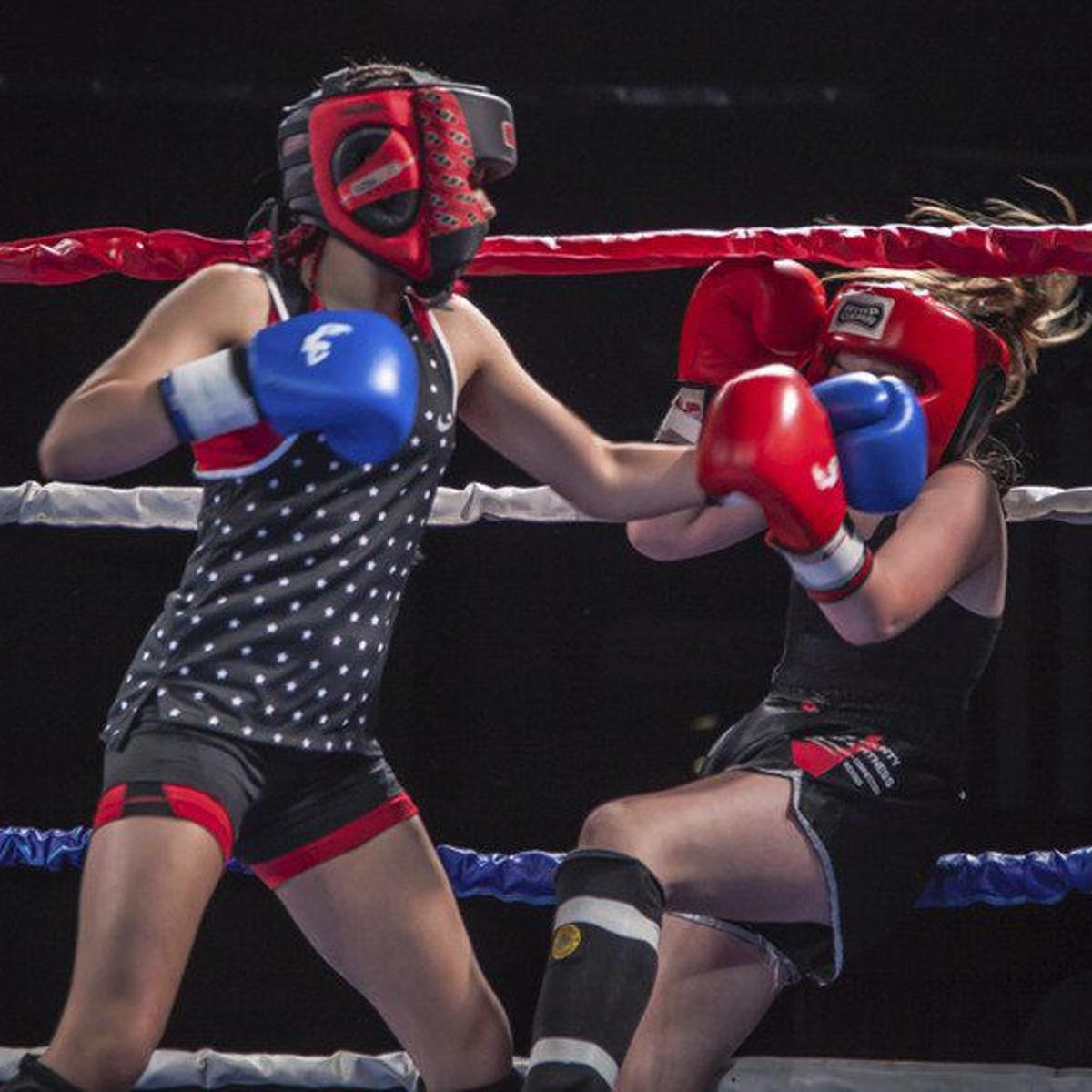 Lockport S Tankersley Earns Her Second Straight Ring Victory On