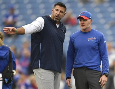 Undefeated Bills, Titans set to face off if testing allows