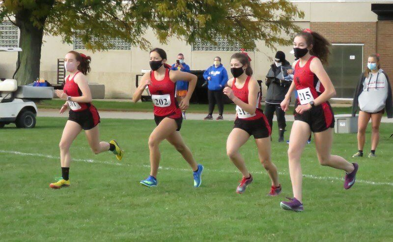 Youth has NW girls XC near top of NFL, excited for future