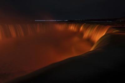 Falls lights to mark Indigenous school children, Pride month