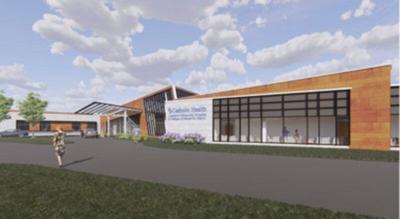 Lockport Memorial campus site plans OK'd