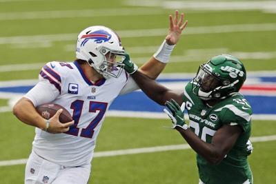 Allen tops 300 yards passing in Bills' win over Jets