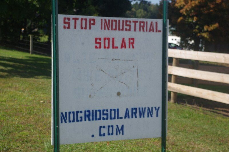 Draft regulations releasedfor siting solar facilities