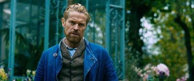 CALLERI: Willem Dafoe paints an indelible portrait of Vincent van Gogh