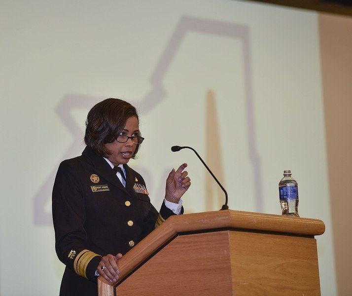U.S. deputy surgeon general attends nurses' conference in Falls