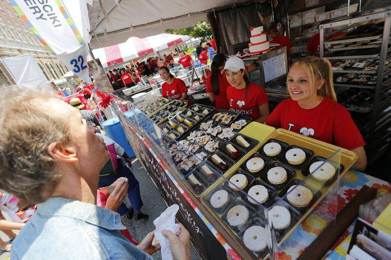 A festival of food with flair in Buffalo