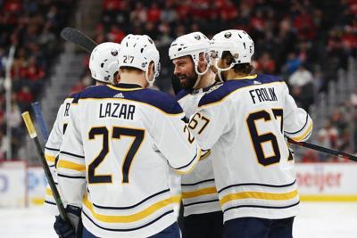 Sabres put injury-plagued D-man Zach Bogosian on waivers