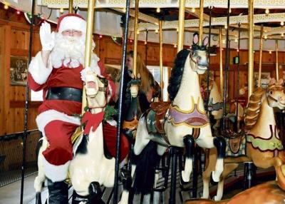 Holiday fun coming to Herschell Carrousel museum