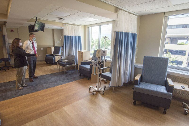Memorial Medical Center and Roswell Park open new Golisano Medical Oncology Center
