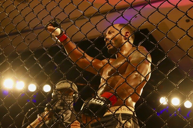 Joe Taylor sticks with strategy, earns knockout in return to cage