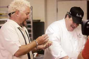 LIFESTYLE: NT gets served on 'Diners, Drive-Ins and Dives ... on