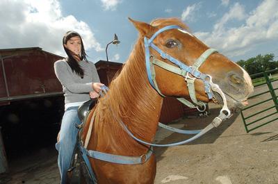 070606 horse back riding