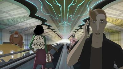 CALLERI: Animation fans rejoice, 'Ruben Brandt, Collector' offers a visual smorgasbord for grown-ups