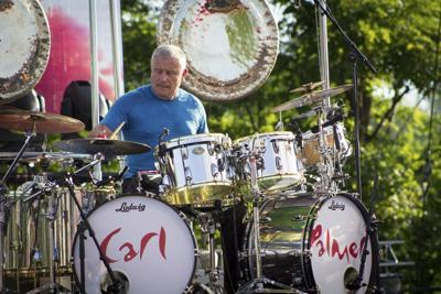 JENNINGS: Carl Palmer carrying on ELP's legacy