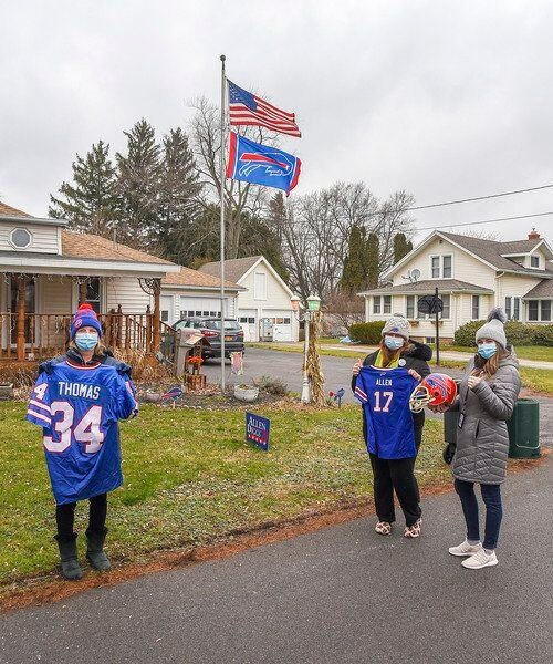All in the Bills family