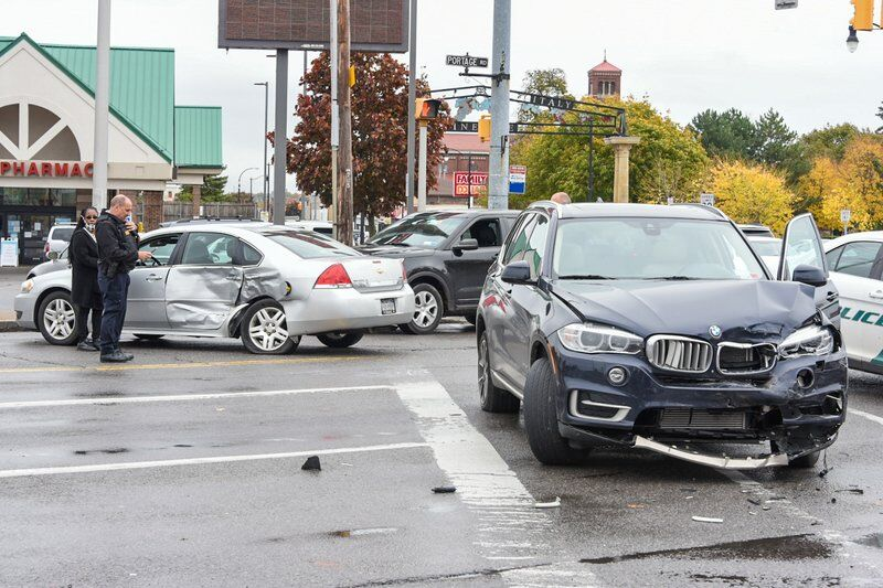 Teens in stolen SUV spark violence