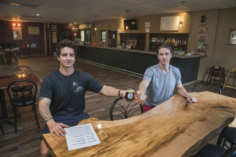 Buffalo's 'In the Mix' for Barker business