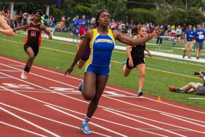 Lockport shows and proves at Section VI track meet