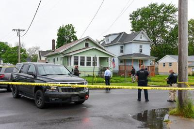 Suspect sought in LaSalle shooting incident