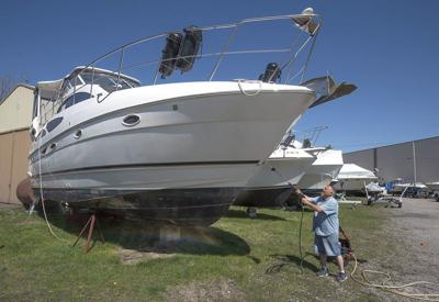 NT marina gets federal grant