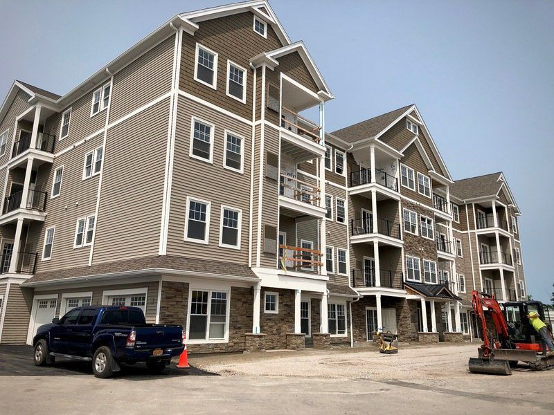 Ceremonyofficially opens doors on River Road Apartments