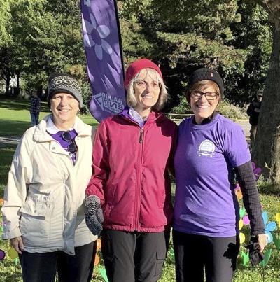 Artpark hostingNiagara County Walk to End Alzheimer's