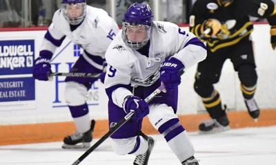 NU's Cooley making most of 2nd pro camp