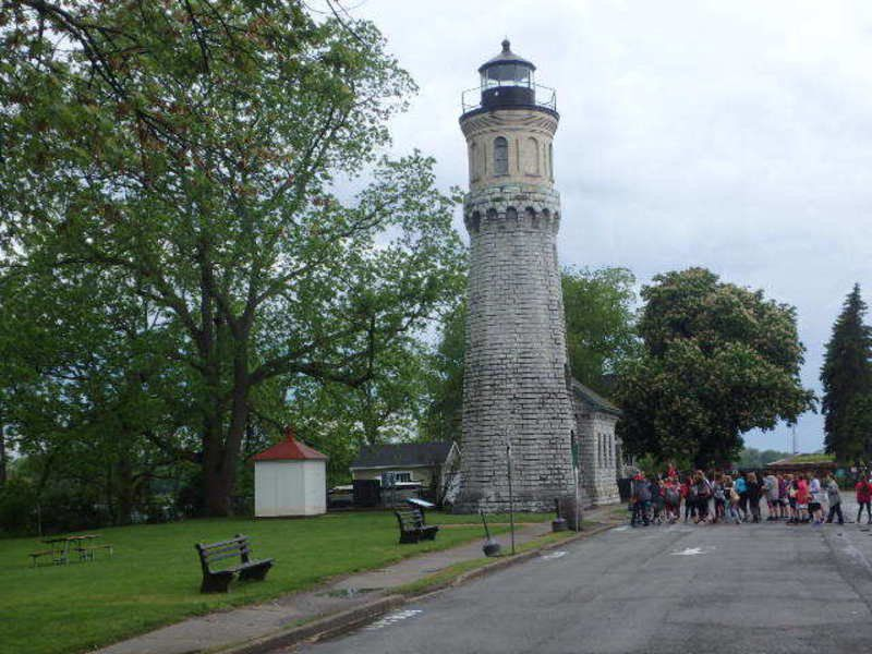 Fort Niagara lighthouse opening its doors next month