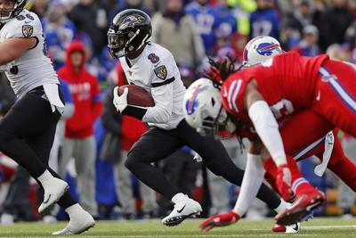 Bills brace for run-dominant Ravens