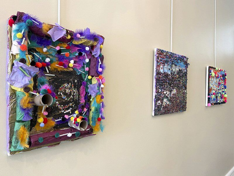 Starlight artists' works on show at Kenan House Gallery