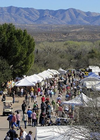 Annual Tubac Arts Festival Set To Begin Wednesday Community - Tubac car show 2018