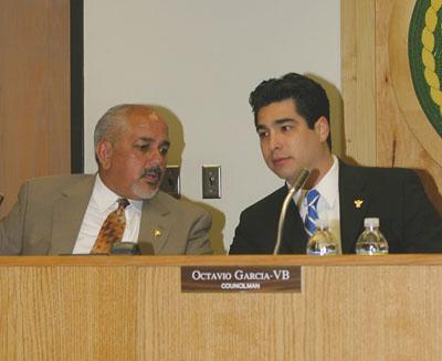 Garcia-Von Borstel named Nogales mayor